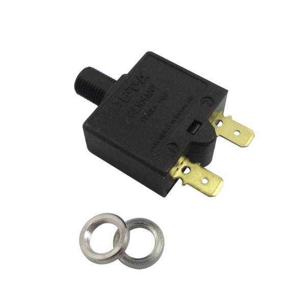 Plug In Thermal Circuit Breaker 28 VDC 15 A 1 Pole