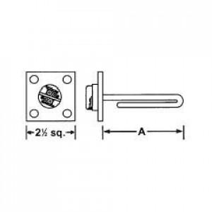 Hatco R02.04.710.00 Element 9000W 208 Volt 15 1//4 Kit